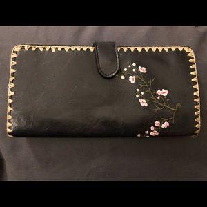 Handbags - Hand stitched clutch/wallet